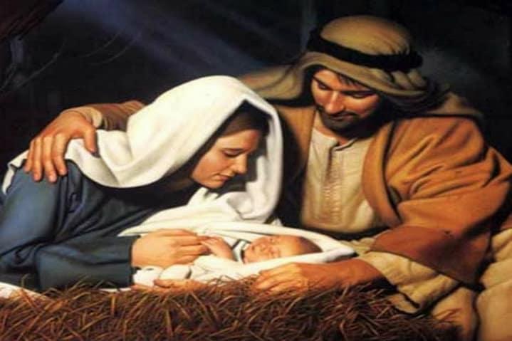 Jesús, María y José. Festividades Navideñas.posadas.Foto.Memorias 24.13