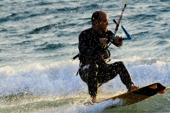 Kitesurf. Siente el aire y dejate llevar. Foto. Aurelie Dusonchet. 6