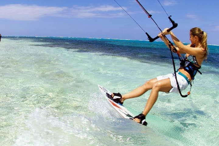 Kitesurf. Siente el aire y dejate llevar. Foto. The Cayman Islands. 7