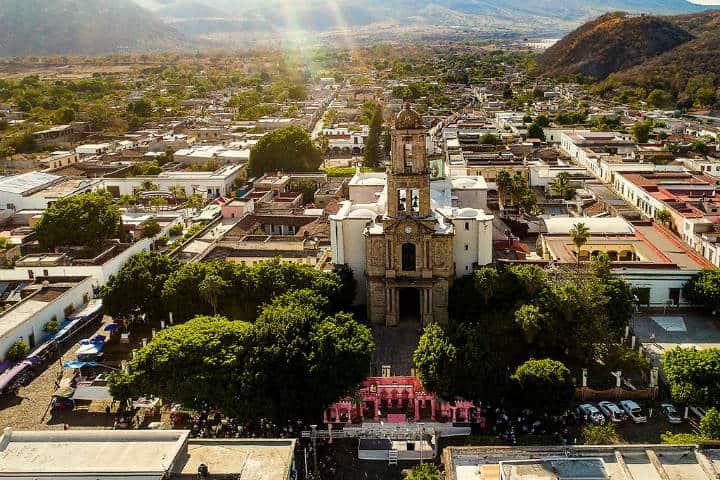 Santa María del Oro. Foto La Cultura Noticias.