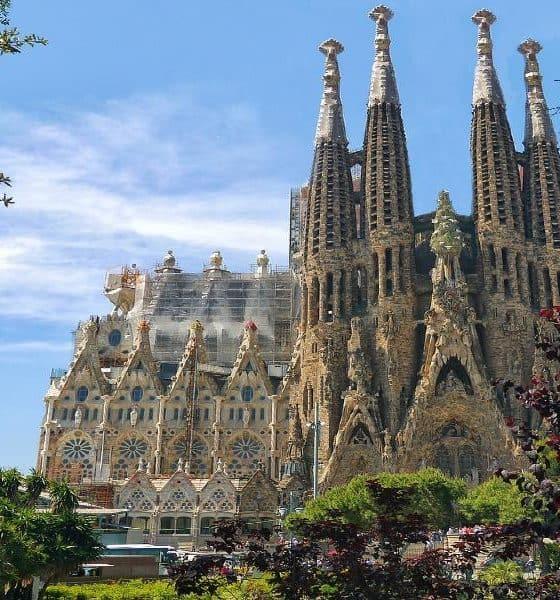 La Sagrada Familia Foto Patrice_Audet