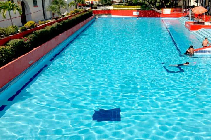 Agua Hedionda. Foto La Unión de Morelos.