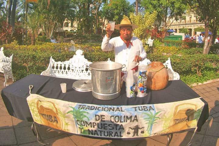 La tuba. Manzanillo. Foto. Manzanillo 5