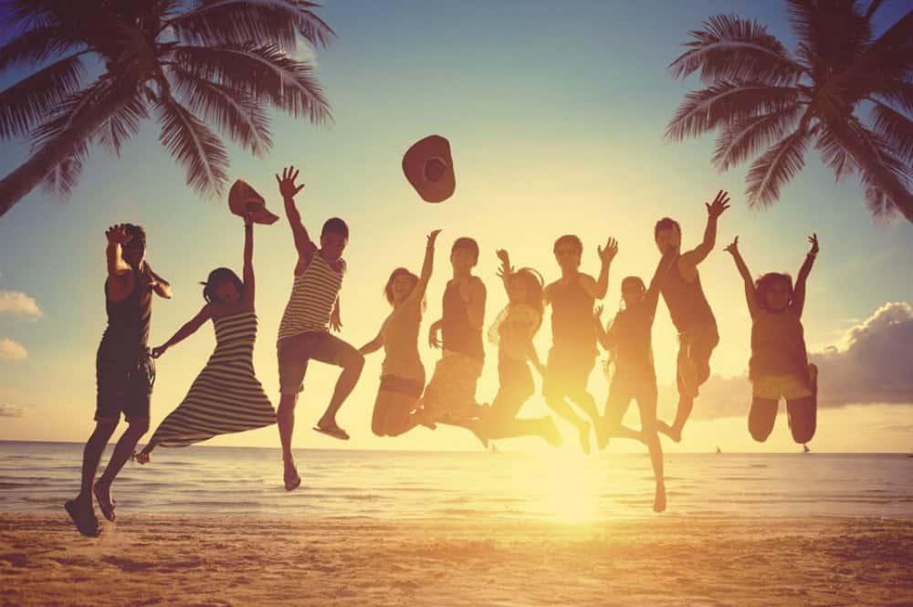 Playlist para la playa. Foto Las mejores playas en el mundo.