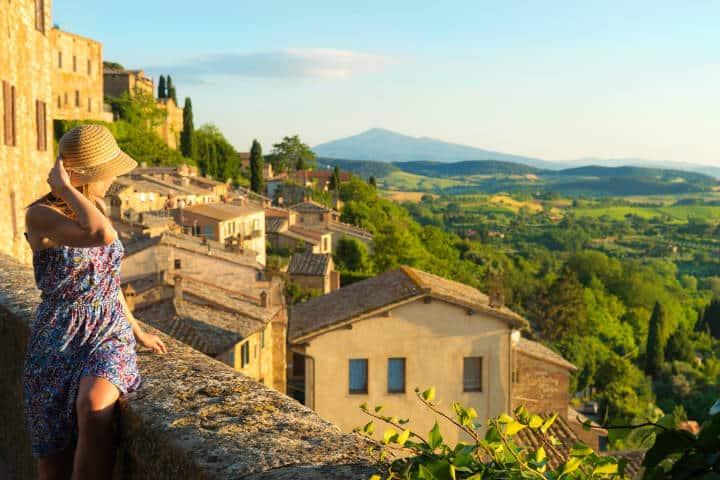 La Toscana. Foto Márcia Travessoni.