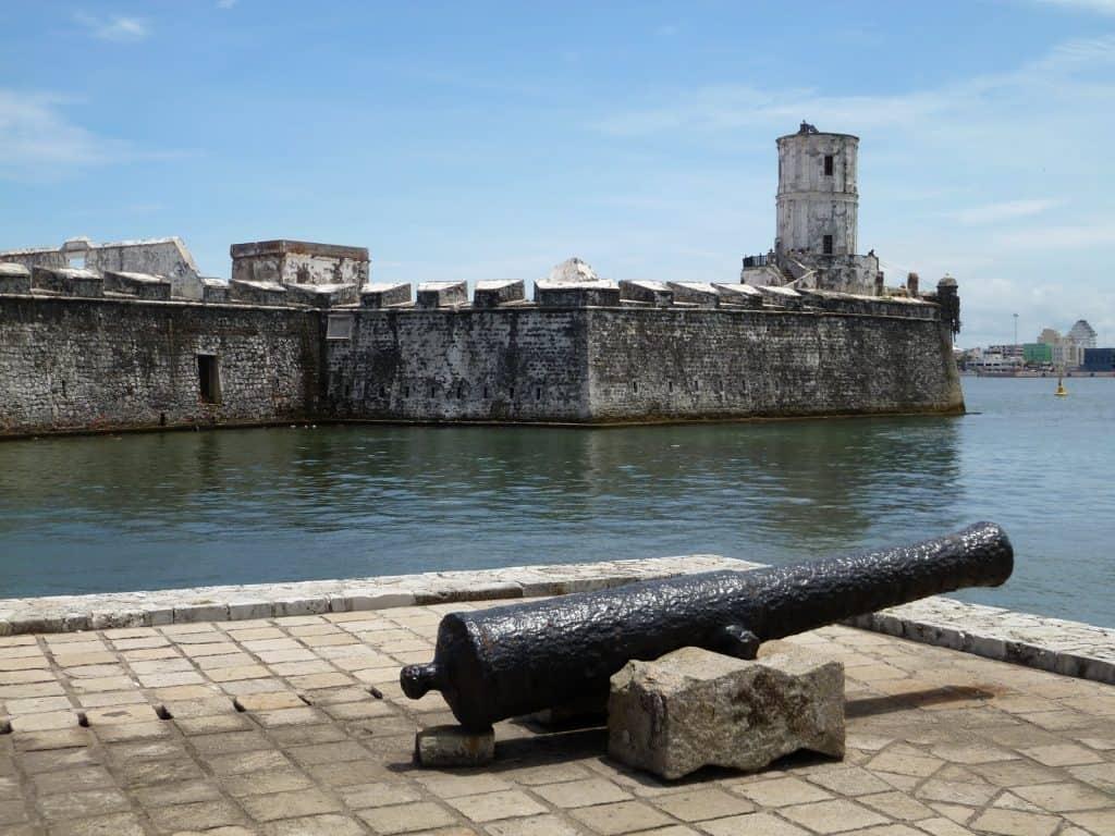 Fortaleza de San Juan de Ulúa. Foto MXCity.