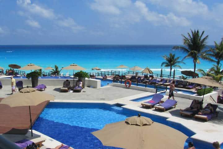 Hotel Oasis Sens Cancún, comunidad LGBT. Foto MenteUrbana.