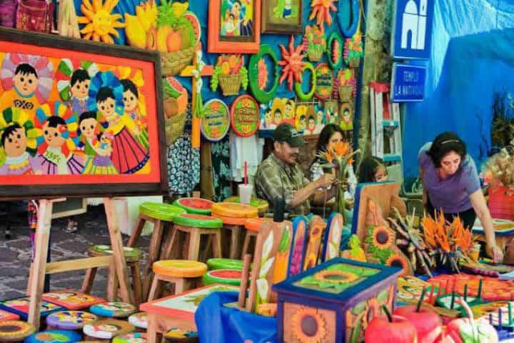 Mercado Artesanal de Tepoztlán. Morelos. Foto Marce Mendoza 7