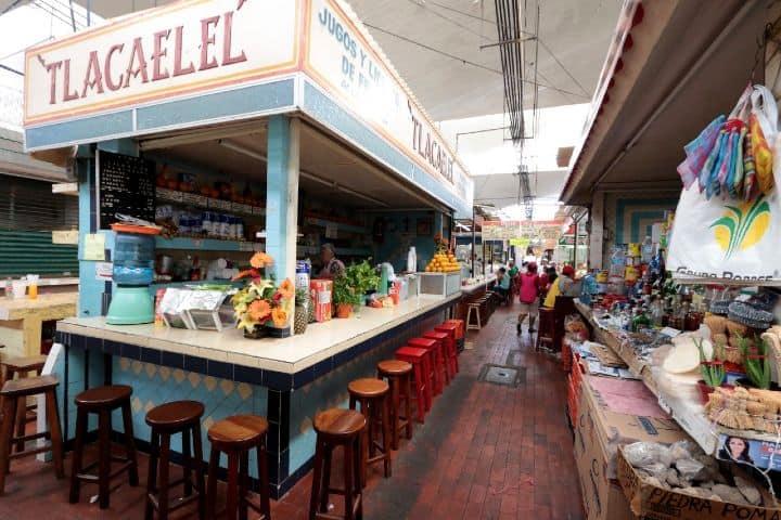 Mercado Hidalgo en Veracruz Foto aracelibaizabal tv