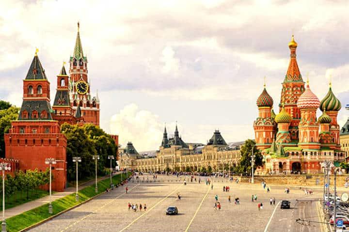 Rusia. Foto Mi Viaje.