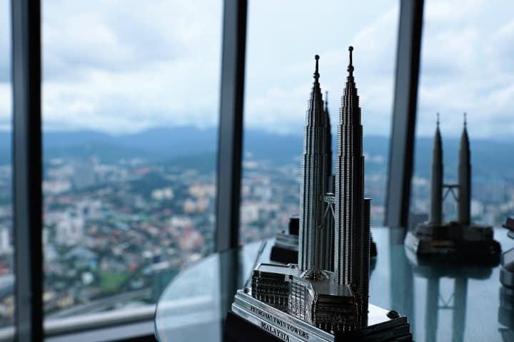 Miniatura de Torres Petronas.Malasia.Foto.Photosforyou.2