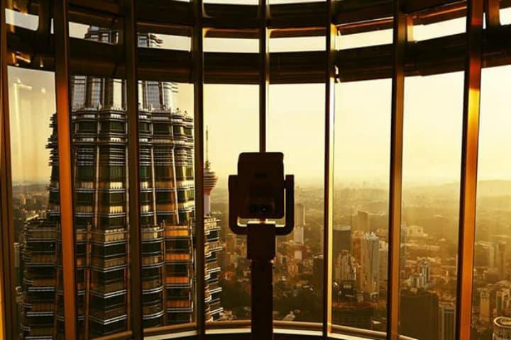Mirador.Torres Petronas.Foto.Actualidad Viajes.10