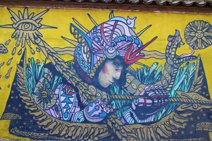 Mural. Tepoztlán. Foto Gildardo Sánchez 5