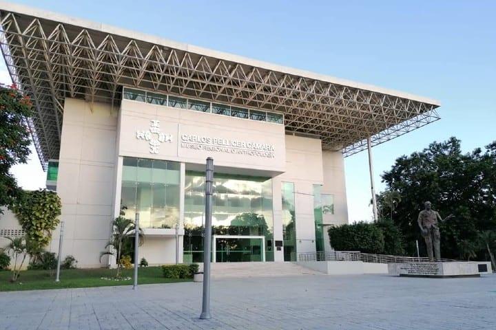 Museo Regional de Antropología Carlos Pellicer Cámara. Foto: uan Carlos Centeno Maldonado