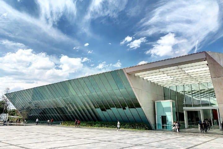 Museo Universitario de Arte Contemporáneo. Foto: R2A