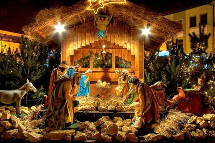 Nacimiento.Festividades navideñas.posadas.Foto.Fanpage.10