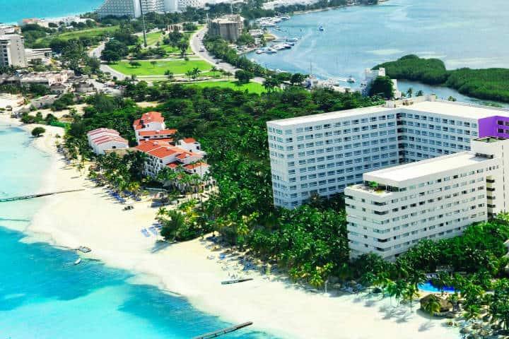 Hotel Oasis Sens Cancún. Foto Oasis Hotels & Resorts.
