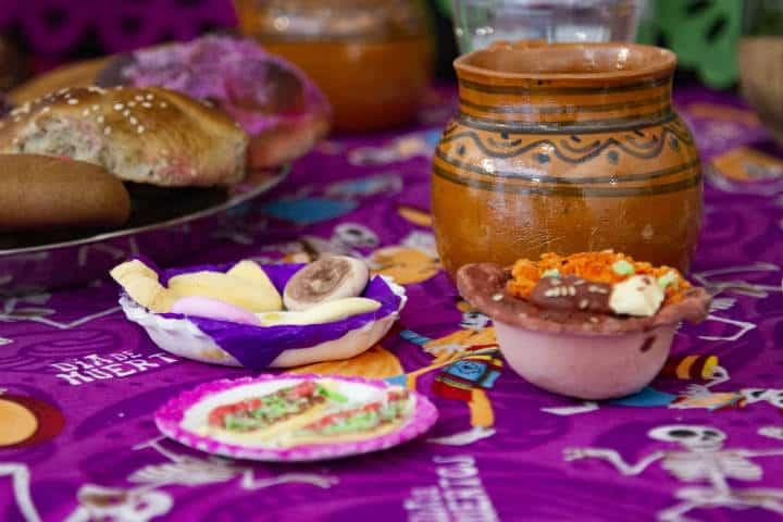 Ofrenda Día de Muertos. México. Foto Secretarìa de Cultura Ciudadana 4