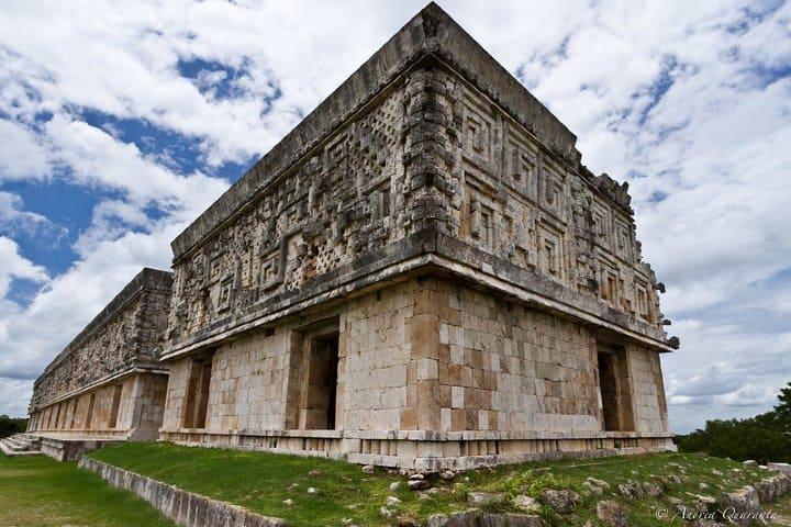 Palacio del Gobernador Uxmal. Foto: Andrea Quaranta