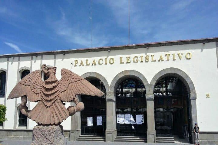 Palacio legislativo de Tlaxcala Foto tlaxcala quadratin com mx