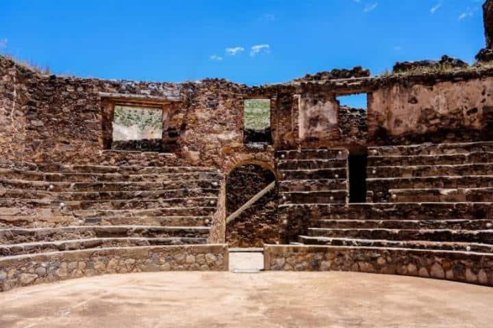 Palenque de Gallos.Real de Catorce.Foto.La Roja.10