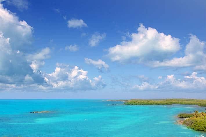 Paraíso del Caribe. Isla Contoy. Foto IC 2