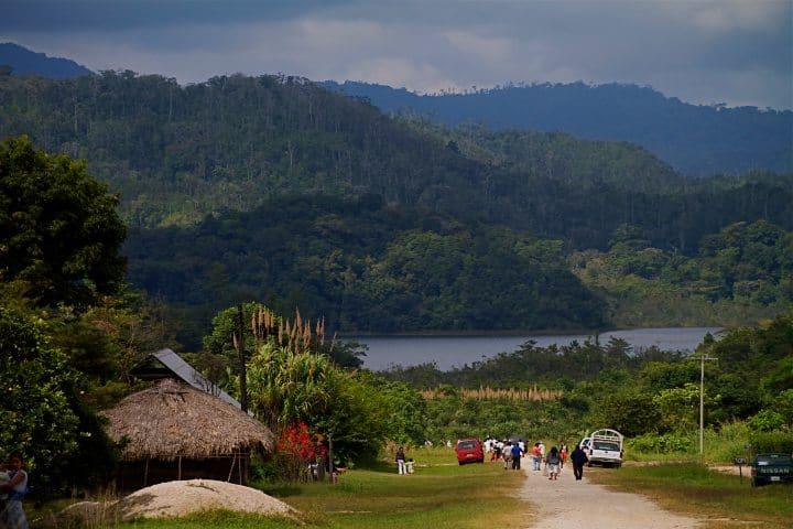 Parque Nahá en la Selva Lacandona Foto sermujerenelsurdemexico wordpress com