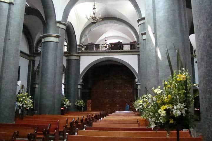Parroquia de San Agustín de las Cuevas. Imagen: Flickr