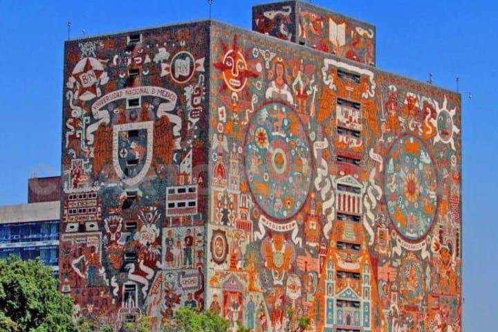 Pasado Colonial Mural. Foto: Centro Cultural Esquel Melipal