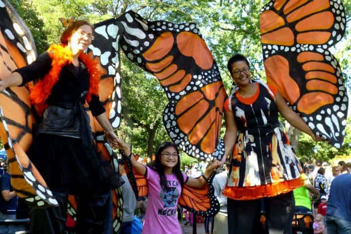 Festival de la Mariposa Monarca, Migración de la Mariposa Monarca. Foto Passport Experience