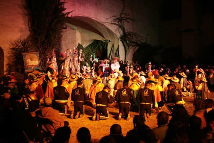 Pastorela en Tepotzotlan.Origen de los nacimientos y posadas.Foto.Revista Aventurera.9