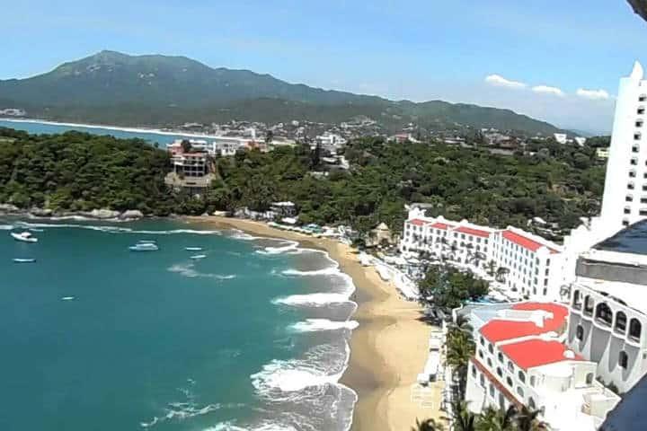 Playa Audiencia. Manzanillo. Foto. YouTube. 3