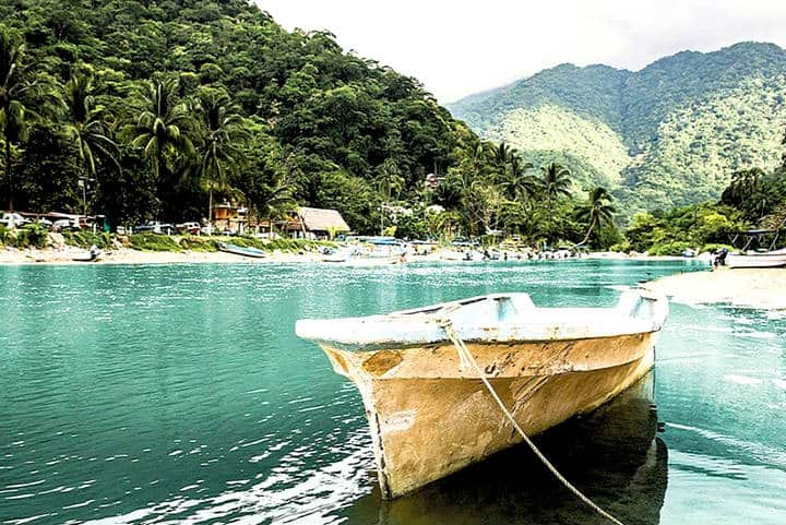 Sayulita. Foto Playas de Mexico.