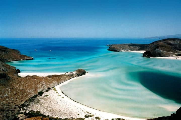 Los Islotes. Foto Playas de Mexico.