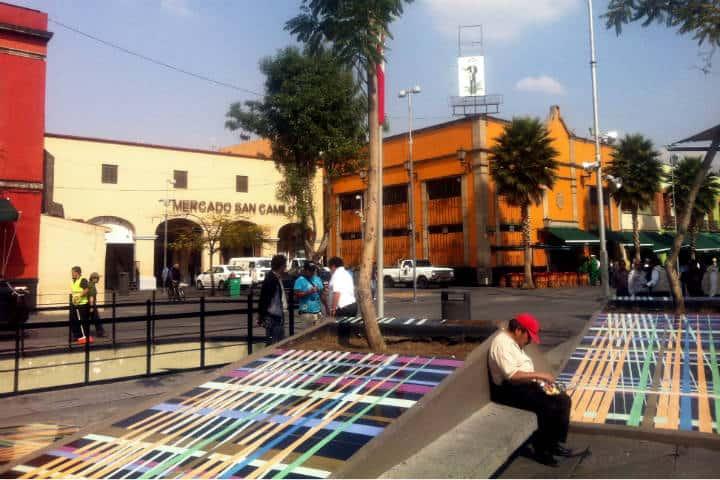 Plaza Garibaldi. Ciudad de México. Foto Archivo 7
