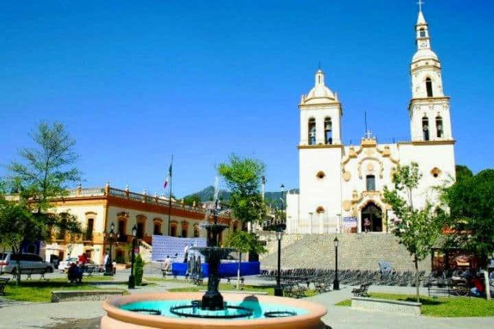 Plaza Mayor.Santiago Nuevo León.Foto.Fanpage.4