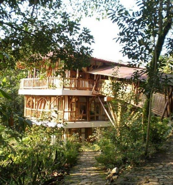 Portada Hotel Tosepan Kali. Foto HTK 4