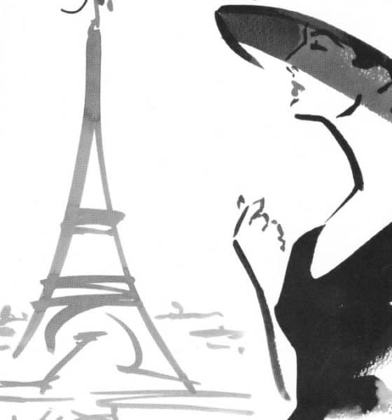 Portada Palais Galliera. París. Imagen: Alba