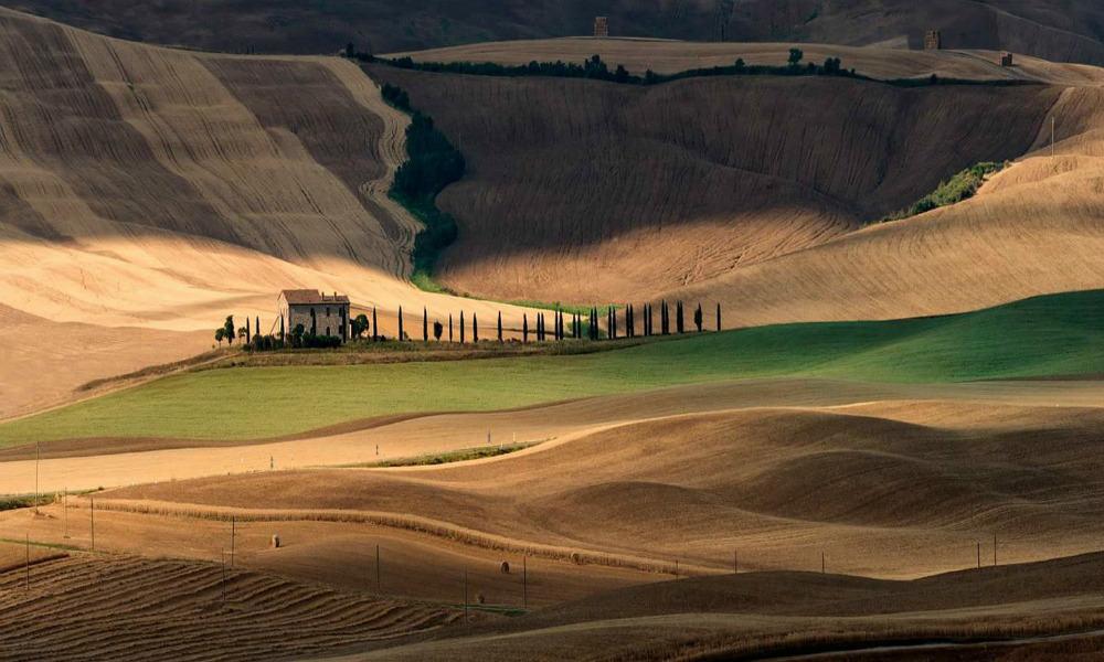 Portada. La Toscana Italiana. Foto Isidro Morales Larrubia 5