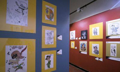 Portada. Museo de la Caricatura. CDMX. Foto Tania Victoria 1