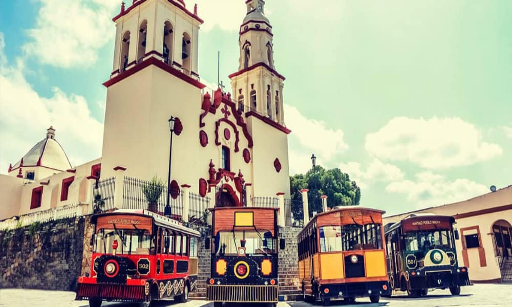 Portada.Santiago Nuevo León, un pueblo que ademas de mágico es aventurero.Foto.Vervena Esto es México