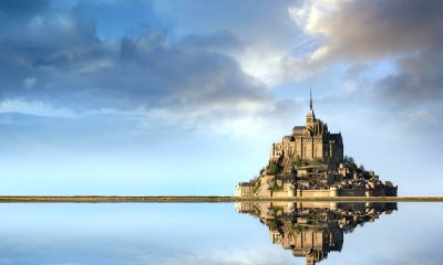Portada.Tour por el Mont Saint Michel.Foto.Vacaciones Bretaña