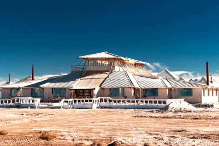 El palacio de sal Uyuni. Foto Portal iBolivia.