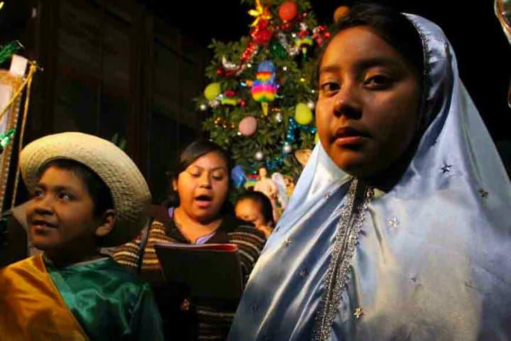 Posadas navideñas.Foto.Poblanerías.8