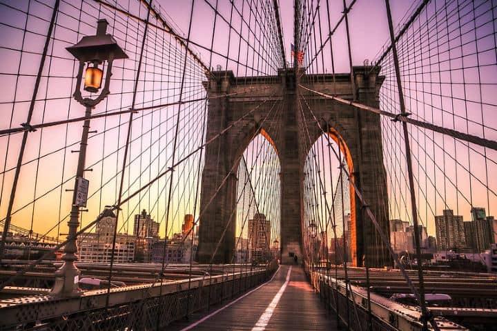 Puente Bridge. Foto: Dean Odell