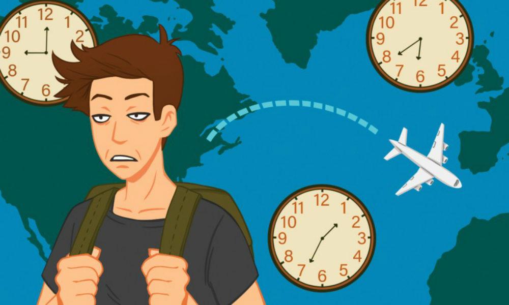 Qué es el Jet lag. Foto. Los angeles 1