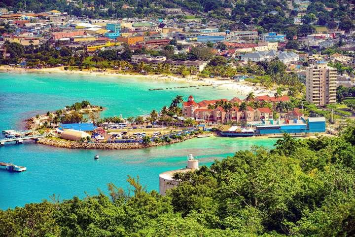 Qué hacer en ocho Ríos Jamaica Foto beaches com