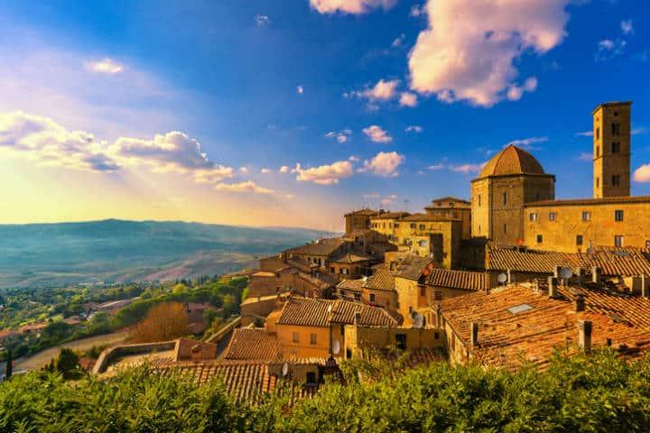 La Toscana Italiana. Foto Qual Viagem.