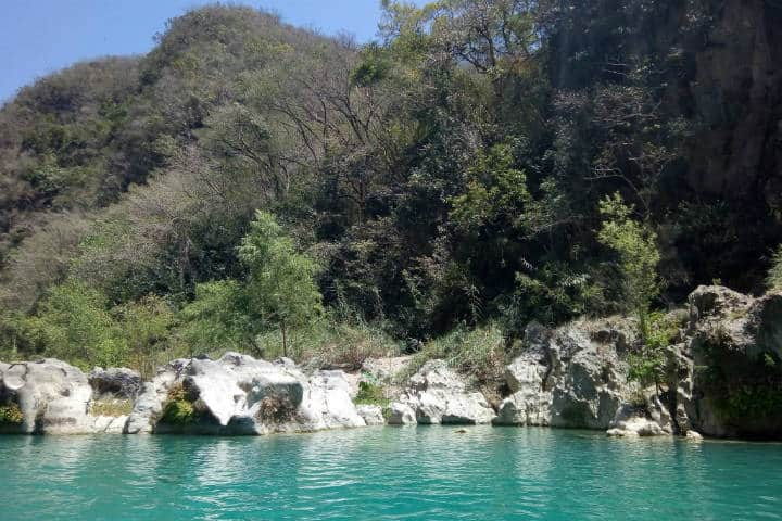 Río Xilitla. Huasteca Potosina. Foto Antonio Castillo Castillo 2