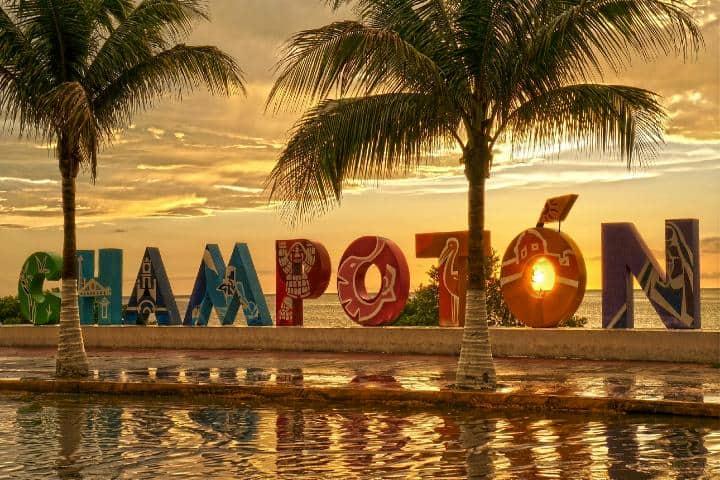 Ríos campechanos Foto turismo champoton gob mx